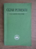 Anticariat: Cezar Petrescu - Cele dintai povestiri