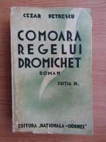 Anticariat: Cezar Petrescu - Comoara regelui Dromichet (1940)