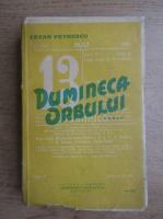 Cezar Petrescu - Duminica orbului (1934)