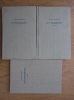 Cezar Petrescu - Effondrements (3 volume)