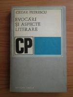 Anticariat: Cezar Petrescu - Evocari si aspecte literare