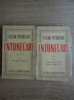 Anticariat: Cezar Petrescu - Intunecare (2 volume, 1943)