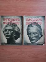 Anticariat: Cezar Petrescu - Romanul lui Eminescu (2 volume, 1932)