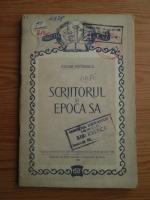 Cezar Petrescu - Scriitorul si epoca sa