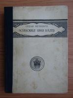 Anticariat: Cezar Petrescu - Scrisorile unui razes (1922)