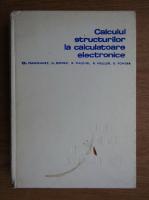 Ch. Massonnet - Calculul structurilor la calculatoare electronice