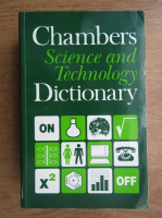 Anticariat: Chambers science and technology dictionary