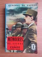 Anticariat: Charles de Gaulle - Memoires de guerre (volumul 2)