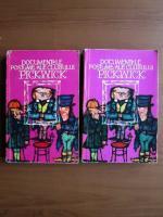 Charles Dickens - Documentele postume ale clubului Pickwick (2 volume)