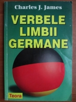 Charles J. James - Verbele limbii germane