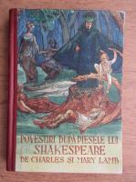 Anticariat: Charles si Mary Lamb - Povestiri dupa piesele lui Shakespeare