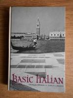 Charles Speroni - Basic Italian