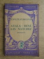 Chateaubriand - Atala Rene les natchez (1930)