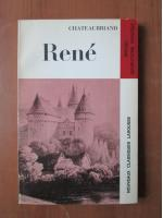 Chateaubriand - Rene