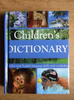 Anticariat: Children's dictionary
