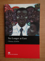 Chinua Achebe - No loger at ease