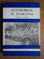Chiriac Vasiliu - Automobilul in Romania