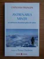 Anticariat: Chogyam Trungpa - Antrenarea mintii si cultivarea bunatatii pline de iubire