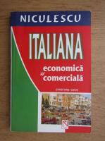 Anticariat: Christiane Cochi - Italiana economica si comerciala
