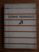 Cicerone Theodorescu - Poezii
