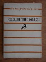 Anticariat: Cicerone Theodorescu - Poezii