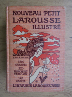 Claude Auge - Nouveau petit Larousse illustre. Dictionnaire encyclopedique (1938)