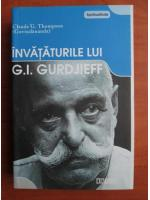 Anticariat: Claude G. Thompson - Invataturile lui G. I. Gurdjieff