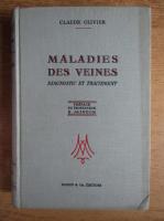 Anticariat: Claude Olivier - Maladies des vienes