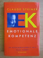 Anticariat: Claude Steiner - Emotionale Kompetenz