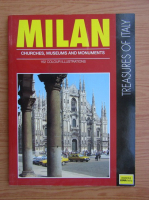 Anticariat: Claudia Converso - Milan. Churches, museums and monuments