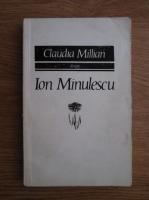 Anticariat: Claudia Millian - Despre Ion Minulescu