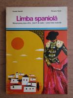 Anticariat: Claudia Samoila, Georgeta Vantiu - Limba spaniola, manual pentru clasa a VI-a