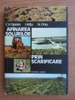 Cleopatra Vasiliu Oprea, Ionel Nitu - Afanarea solurilor prin scarificare