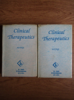 Anticariat: Clinical Therapeutics (2 volume)