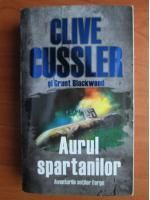 Anticariat: Clive Cussler - Aurul spartanilor