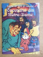 Anticariat: Cocosatul din Notre-Dame. Carte de citit si colorat