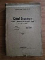 Codrul Cosminului. Buletinul Institutului de Istorie si Limba (1924)
