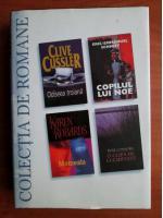 Colectia de Romane Reader's Digest (Clive Cussler, etc)