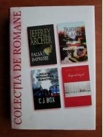 Colectia de Romane Reader's Digest (Jeffrey Archer, etc)