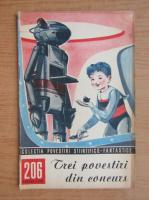Anticariat: Colectia povestiri stiintifico-fantastice nr. 206