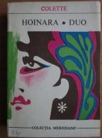 Anticariat: Colette - Hoinara. Duo