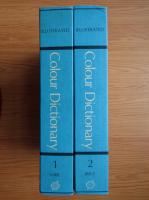 Anticariat: Colour Dictionary (2 volume)