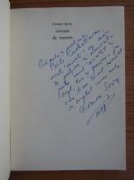 Anticariat: Coman Sova - Cuvinte de reazem (cu autograful si dedicatia autorului)