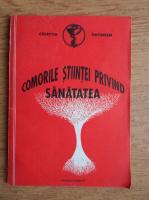Anticariat: Comorile stiintei privind sanatatea