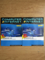 Computer si internet fara profesor, Windows XP (2 volume, contine CD)