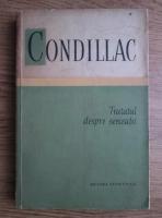 Condillac - Tratatul despre senzatii