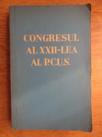 Congresul al XXII-lea al Partidului Comunist al Uniunii Sovietice