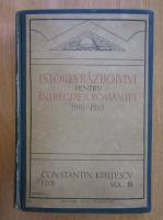 Const. Kiritescu - Istoria razboiului pentru intregirea Romaniei 1916-1919 (volumul 3)