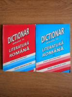 Constanta Barboi - Dictionar antologic de literatura romana. Prozatori, critici si istorici literari. Pentru gimnaziu si liceu (2 volume)