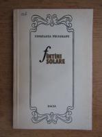 Constanta Prundeanu - Fantani solare